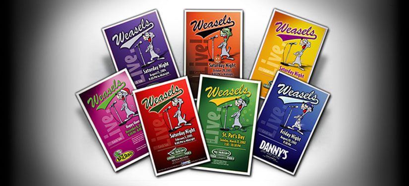 Weasel posters pic